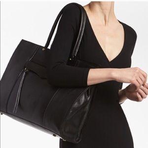 Rebecca Minkoff large leather satchel